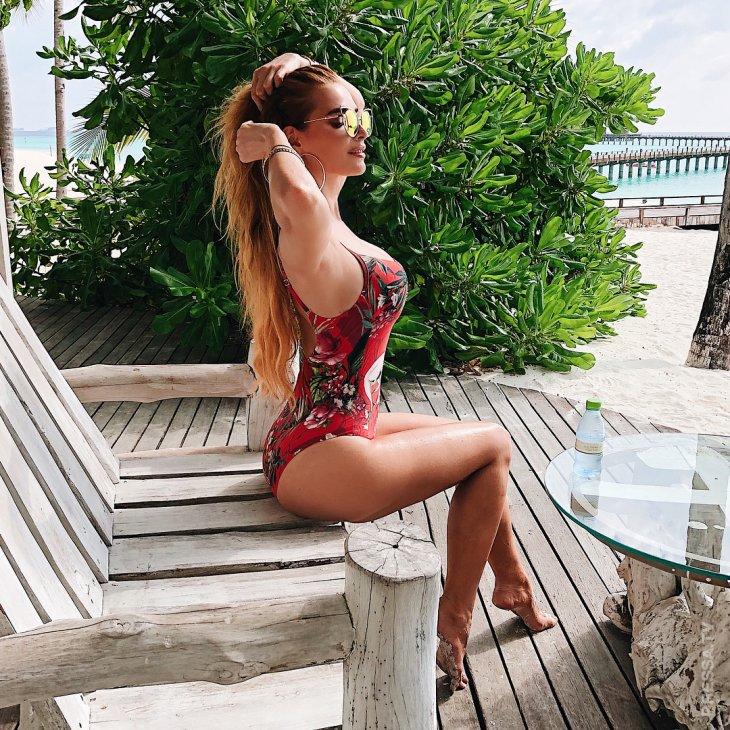 Красавицы российской эстрады и кино: Татьяна Котова портрет,фотография
