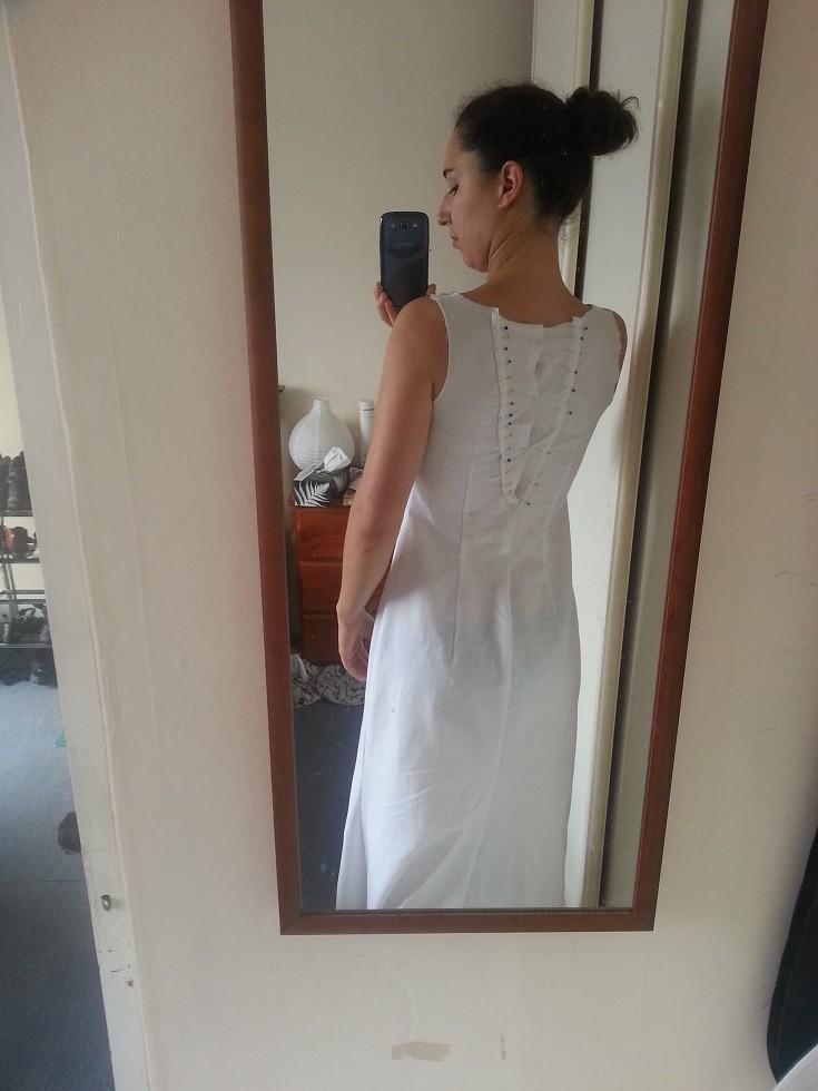 Этот кусочек помог подколоть жених платье, своими руками, создание