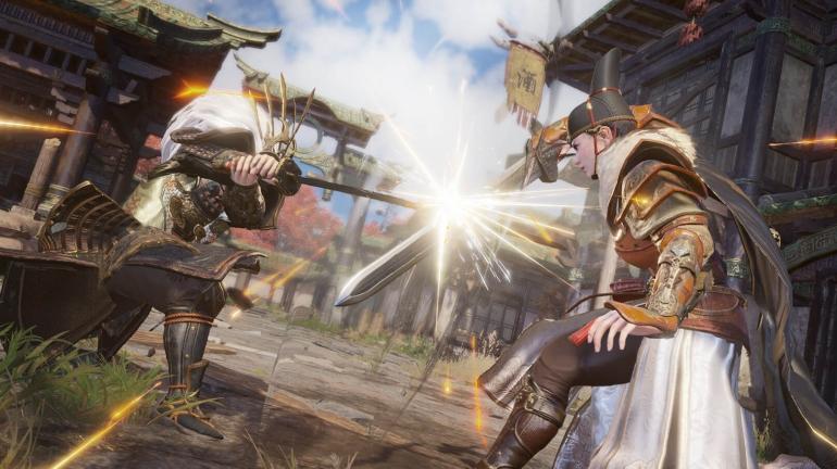 Naraka: Bladepoint – не иначе, как китайская многопользовательская версия Assassin's Creed