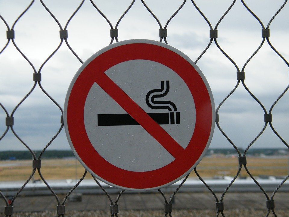 В больницах России могут появиться места для курения