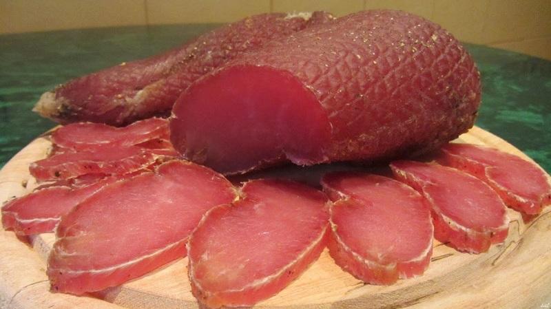 Домашнее вяленое мясо: прост…