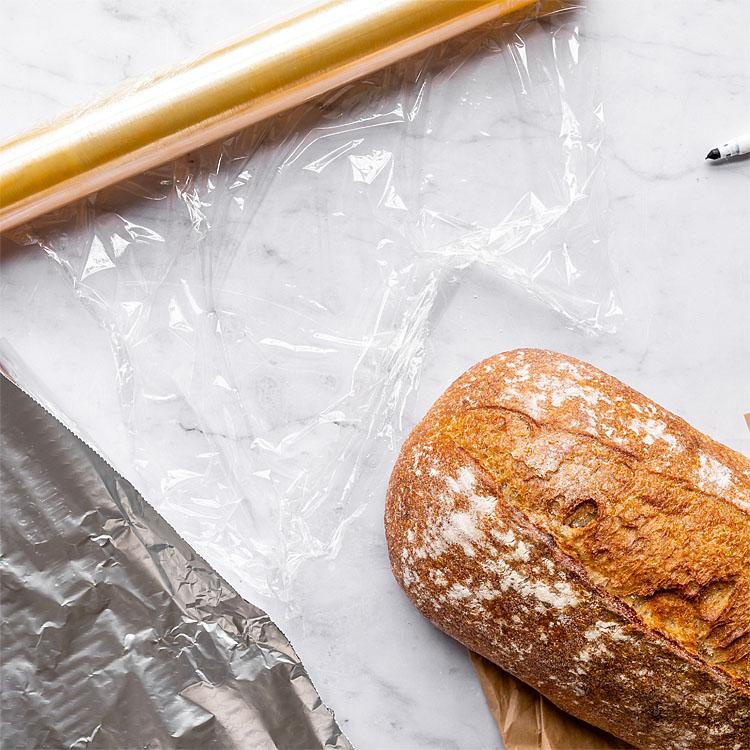 Сохраняем хлеб свежим до нескольких недель: заморозка, фольга и другие тонкости для долгого хранения готовим дома,еда,полезные советы,продукты