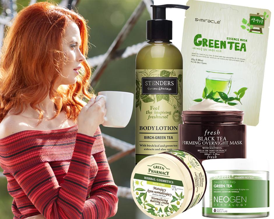6 способов использовать чайную заварку и пакетики ради красивой кожи