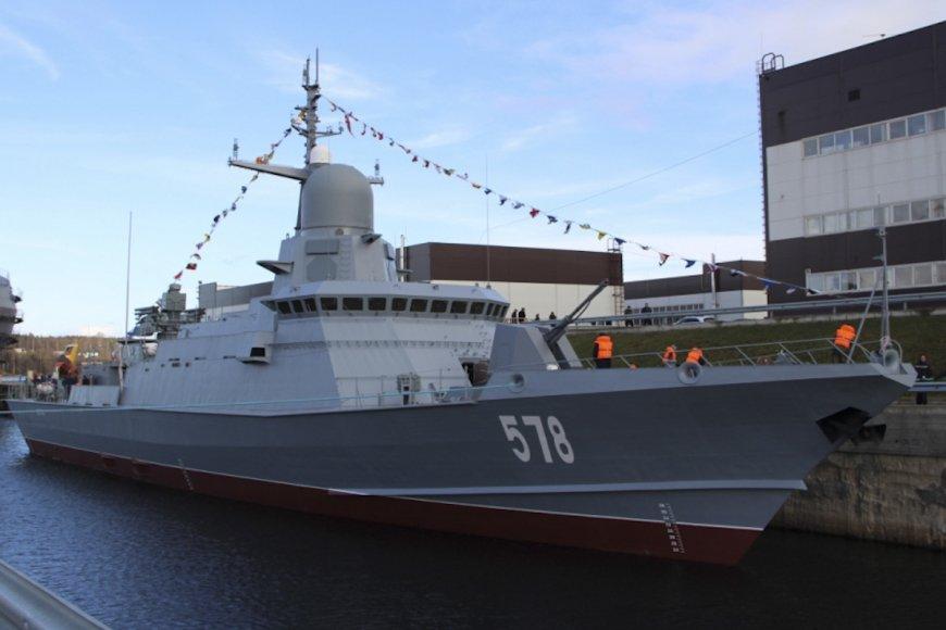 Морские суда нового поколения: скоростной транспорт станет козырем России