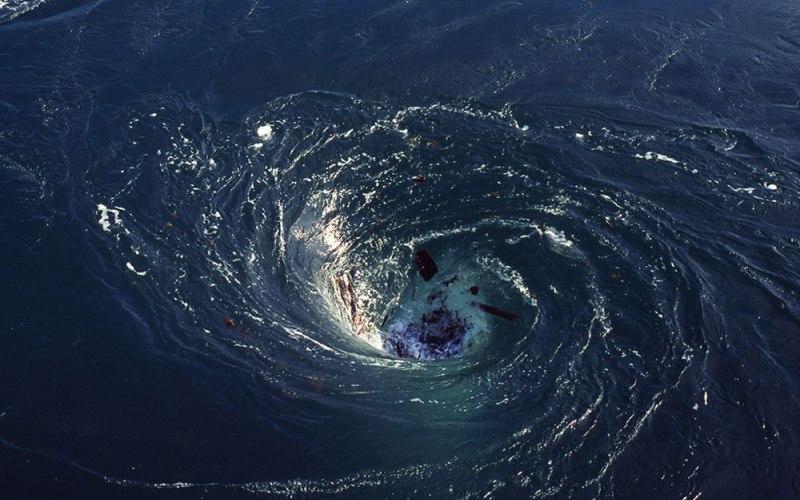 Бермудский треугольник Юга: Южно-Атлантическая магнитная аномалия