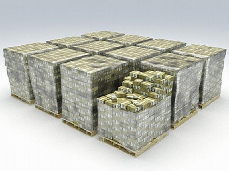 Миллиард долларов качественное фото