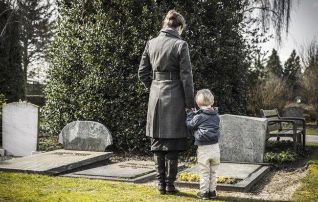 Вечная Жизнь. Случай на кладбище