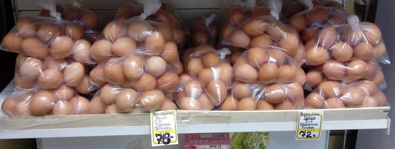 Уралу пообещали дюжину яиц в упаковке