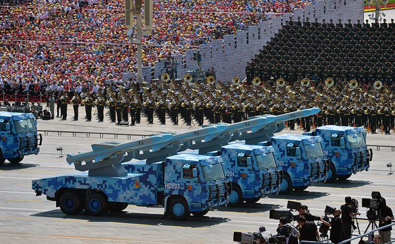 Россия и Китай замахнулись на  Америку