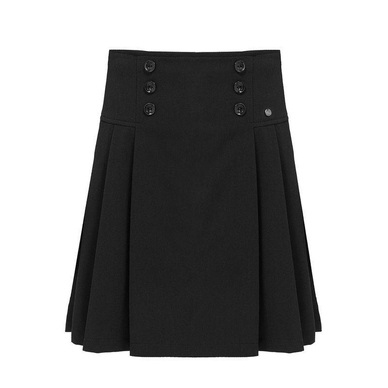 Весна 2020 — юбки сложного кроя, длина миди, фото № 19