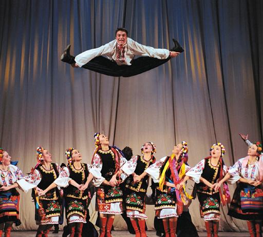 ПОСИДЕЛКИ ТАНЦЕВАЛЬНЫЕ. Танцы народов мира. Украина