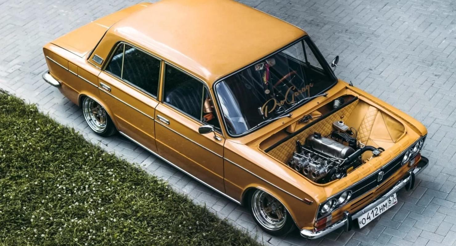 Тюнинг ВАЗ-2103 — жертва Стенса или элитное перевоплощение Автомобили