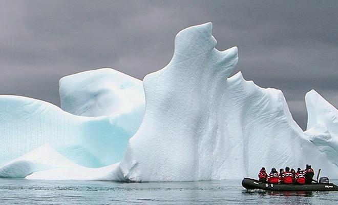 Люди в Антарктиде побывали за 1000 лет до официального открытия континента. Исследование ученых