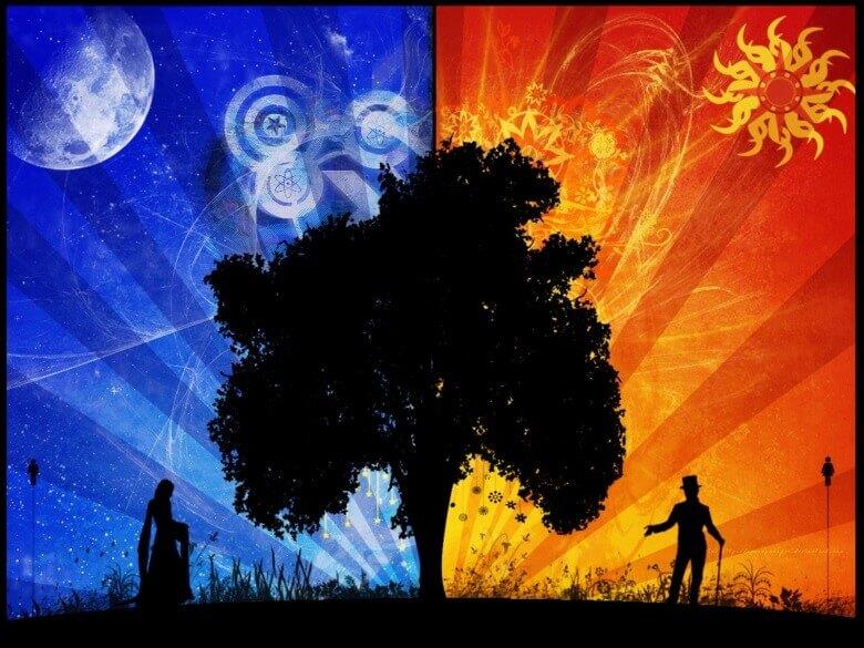 Значение весеннего равноденствия для природы - победа света над тьмой