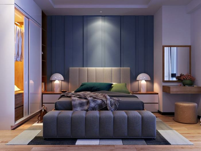 20 идей, как оформить спальню в современном стиле, чтобы она пришлась по душе каждому интерьер и дизайн