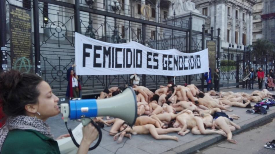 Feminist nude — img 13