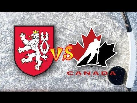 хоккей: Канада - Чехия 6:4 , Канада Бронзовый призёр Олимпиада 2018