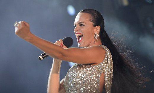 Певица Слава ответила на обвинения в алкоголизме