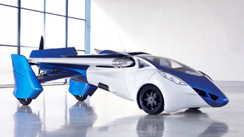 Первый летающий автомобиль появится в свободной продаже в 2017 году