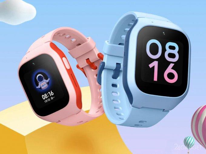 Xiaomi запустила продажу детских смарт-часов MITU Children 4G Phone Watch 5C