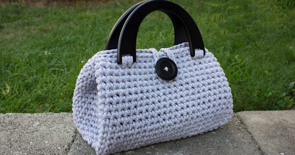 Потрясающая летняя сумка, которую свяжет крючком даже новичок