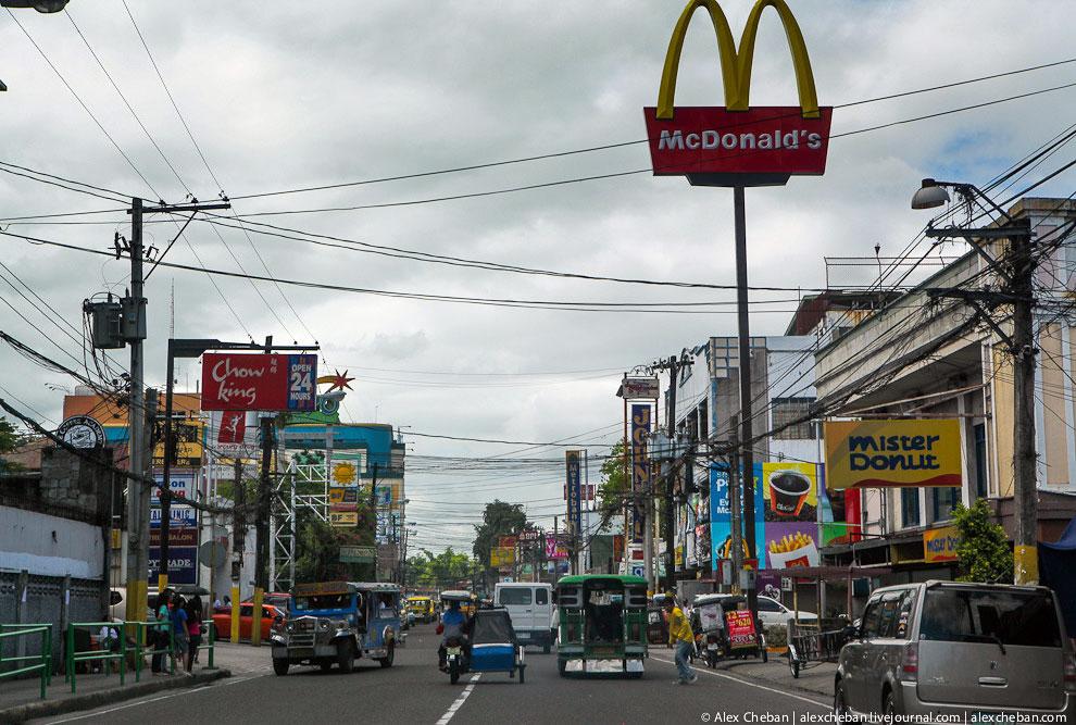 Маршрутка по-филиппински мир,необычное,техника,традиции,транспорт,Филиппины