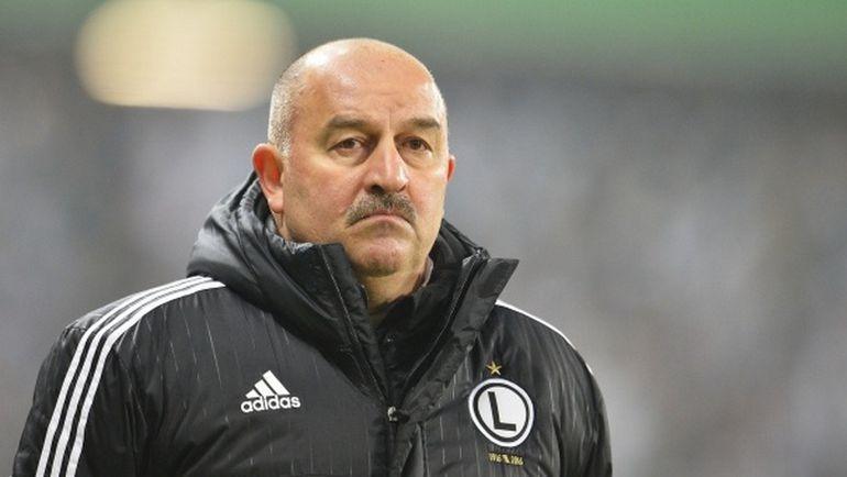 Черчесов стал новым тренером сборной России по футболу