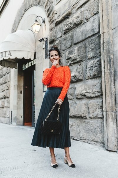 Идеальная юбка на каждый день, которая заменит устаревшую юбку-карандаш