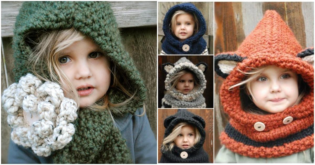 Невероятно красивые шапочки для маленьких принцесс