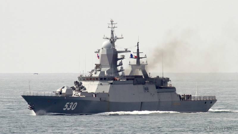 О роли ВМФ РФ в предупреждении ядерной войны вмф