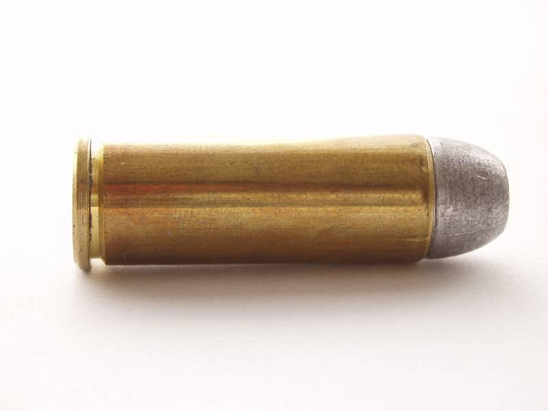 История самого знаменитого револьвера Кольта оружие