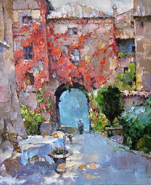 14 Осень, в Чивите Ди Банареджо, Италия (532x650, 131Kb)