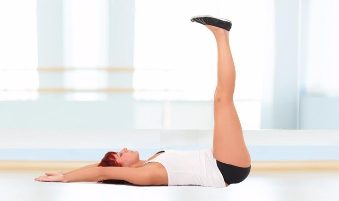 5 простых упражнений, которые избавят от неприятных особенностей, свойственных возрасту 45+ здоровье,ЗОЖ,йога,упражнения