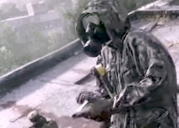 Ужасы Чернобыля из S.T.A.L.K.E.R. 2 на новых кадрах Chernobylite с Черным Сталкером action,horror,pc,s,t,a,l,k,e,r,2,Игры,Хоррор