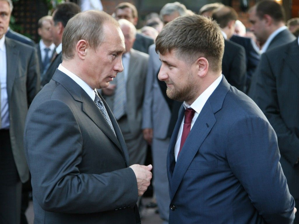 Кадыров назвал своего кандид…