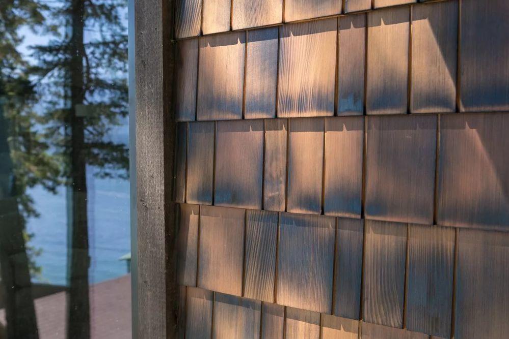 Погорельцы или тонкие ценители shou sugi ban? идеи для дома,интерьер и дизайн,ремонт и строительство