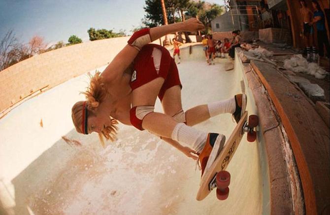 Калифорния в 70-е — золотой век скейтерской культуры
