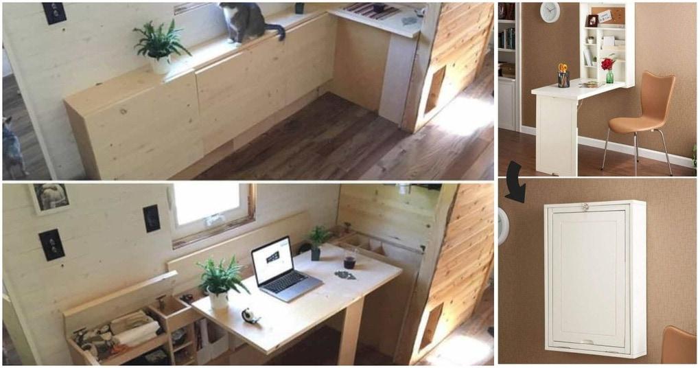 15 умных идей организации систем хранения в квартире