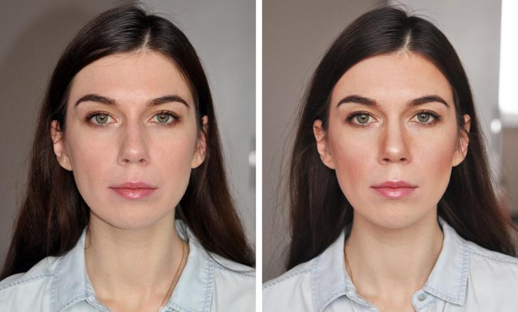 5 девушек сделали макияж по правилам, а затем нарушили их. Посмотрите, как изменились их лица внешность,косметика,красота,макияж,мода и красота,модные образы,модные советы,модные тенденции,стиль,стиль жизни