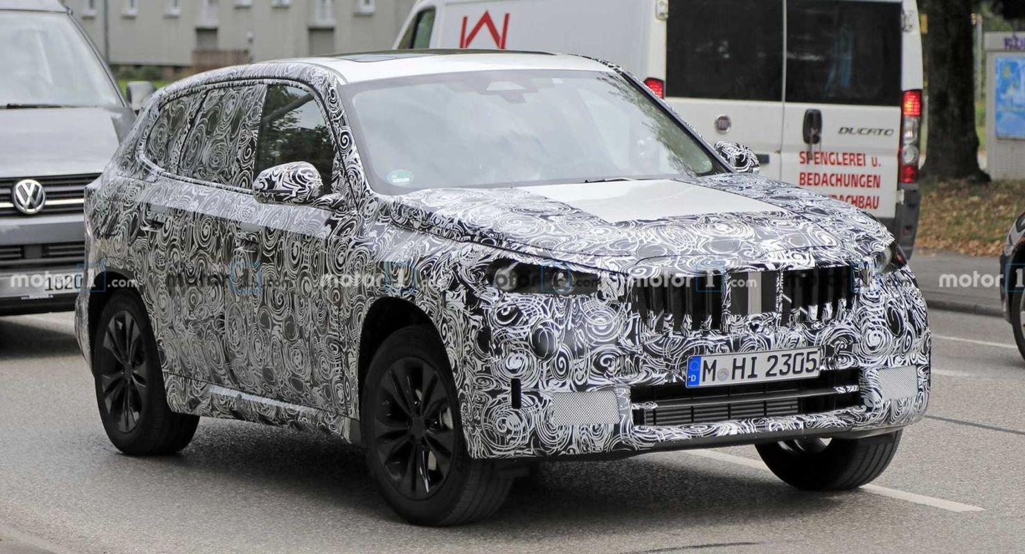 Новый BMW X1 2022 раскрыли за год до официальной премьеры Автомобили