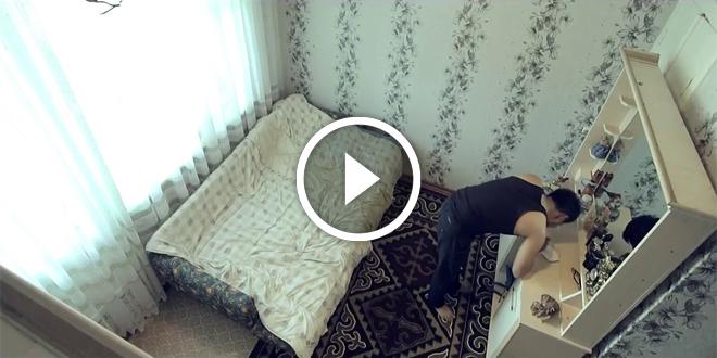 Скрытая камера дома секс видео что