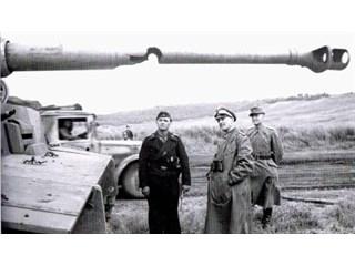 Как советские солдаты отстреливали немецким «Тиграм» стволы