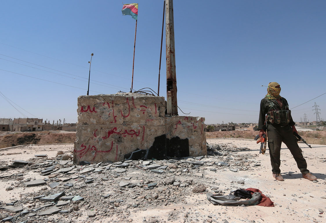 Сирийские курды планируют создать федерацию, несмотря на противодействие Турции