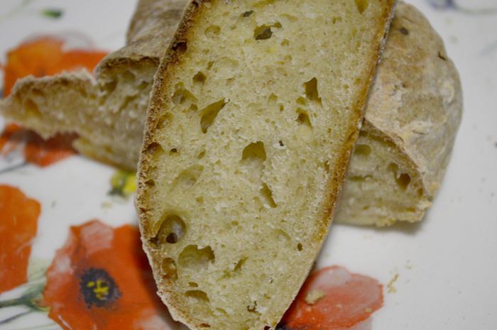 Калач или хлеб бублик