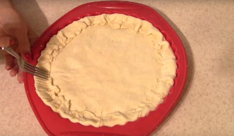 как приготовить закусочный пирог