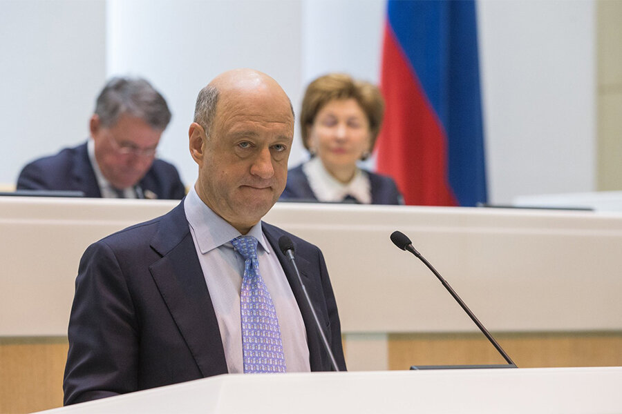 Бабаков на словах любит Россию, а на деле готовит пути отхода на Запад