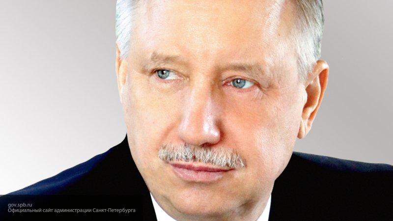 """Беглов посетит """"Петербургские встречи в Таллине"""""""