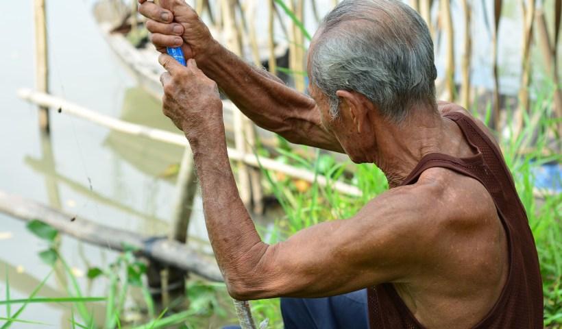 Простой способ сохранить мышцы в пожилом возрасте биология,здоровье,наука,химия,человек