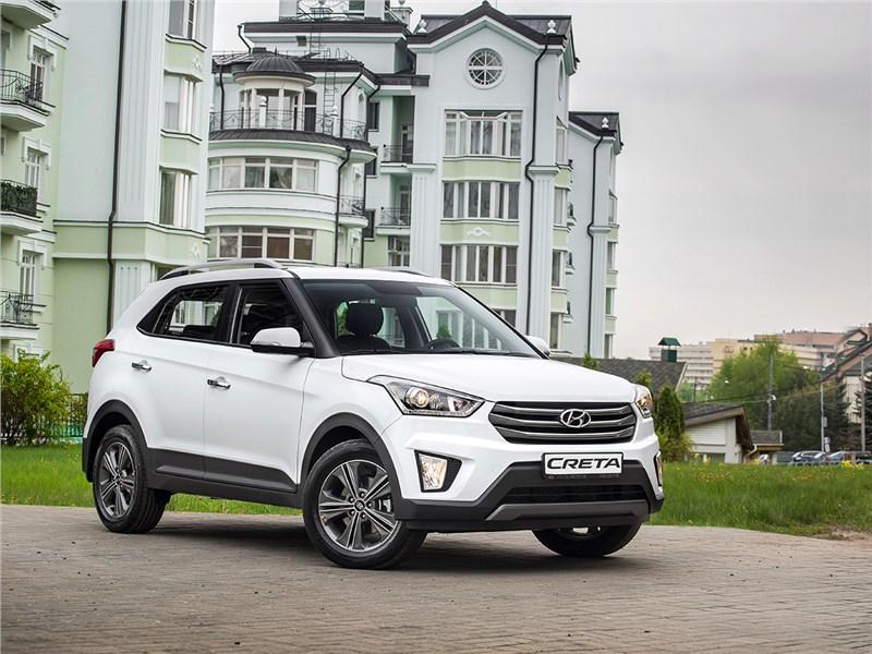 Когда Hyundai Creta может сильно расстроить hyundai creta 2016,Марки и модели