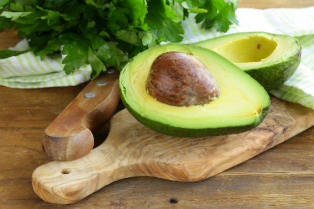 Авокадо для снижения холестерина